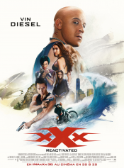 xXx : Return of Xander Cage (xXx : Reactivated)