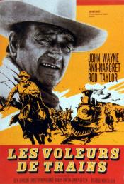 The Train Robbers (Les Voleurs de trains)