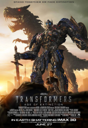 Transformers: Age Of Extinction (Transformers : l